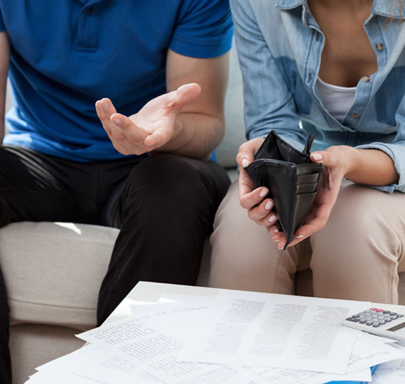 John Henderson Law - Bankruptcy Marriage Financial Troubles