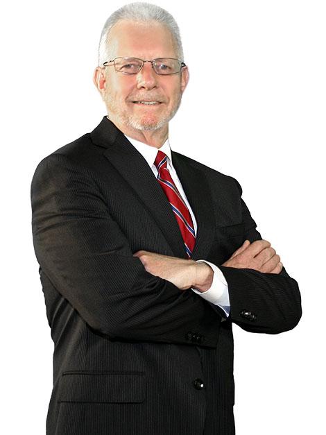 John Henderson Law - Portrait of John Henderson